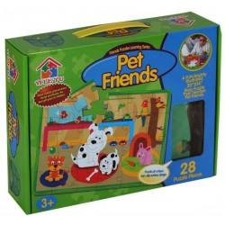 Puzzle pour enfants avec des animaux