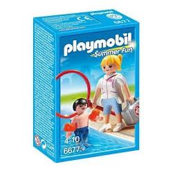 Playmobil Maître nageur