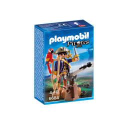 Playmobil Capitain Pirate