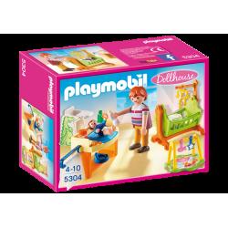Playmobil Chambre de bébé