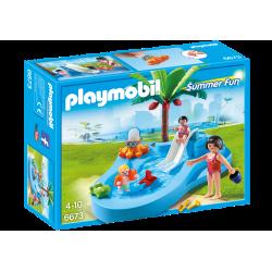 Playmobil piscine pour bébé
