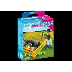 Playmobil cochon d'Inde