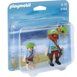 Playmobil Pirate avec moussaillon