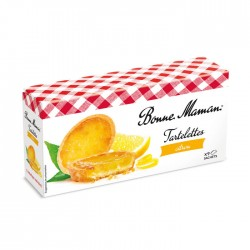 Tartelette Bonne Maman Citron