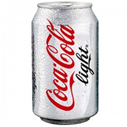 Coca-Cola Light Canette 33 cl
